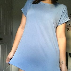 THE  s o f t e s t  baby blue dress